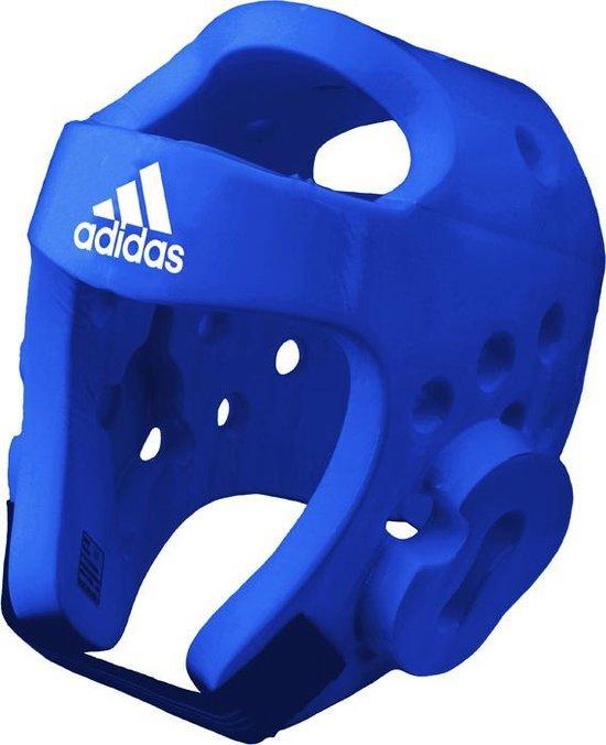 adidas Hoofdbeschermer Taekwondo Blauw Small