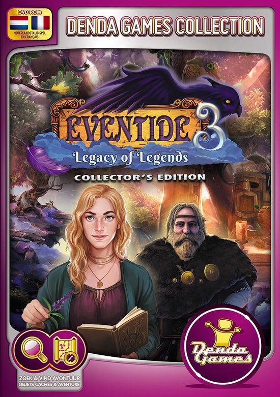 Eventide 3: Legacy of Legends (Collector's Edition) (PC)