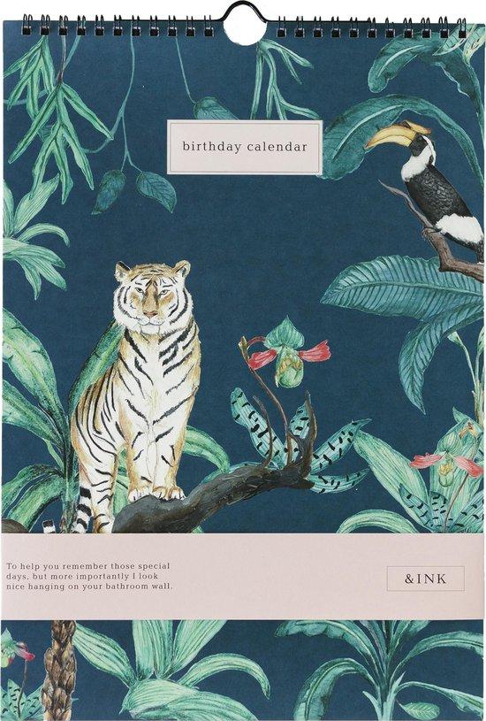 Afbeelding van &INK Verjaardagskalender