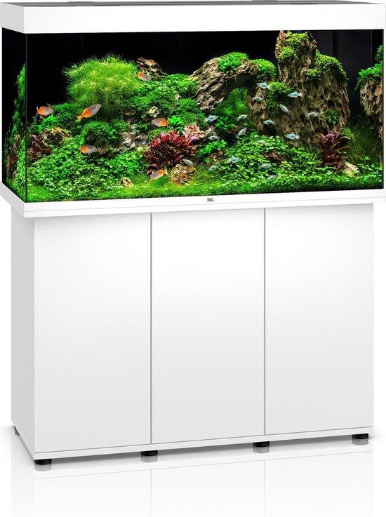 Juwel Rio Aquariumkast - Wit - 121 x 80 cm - Juwel