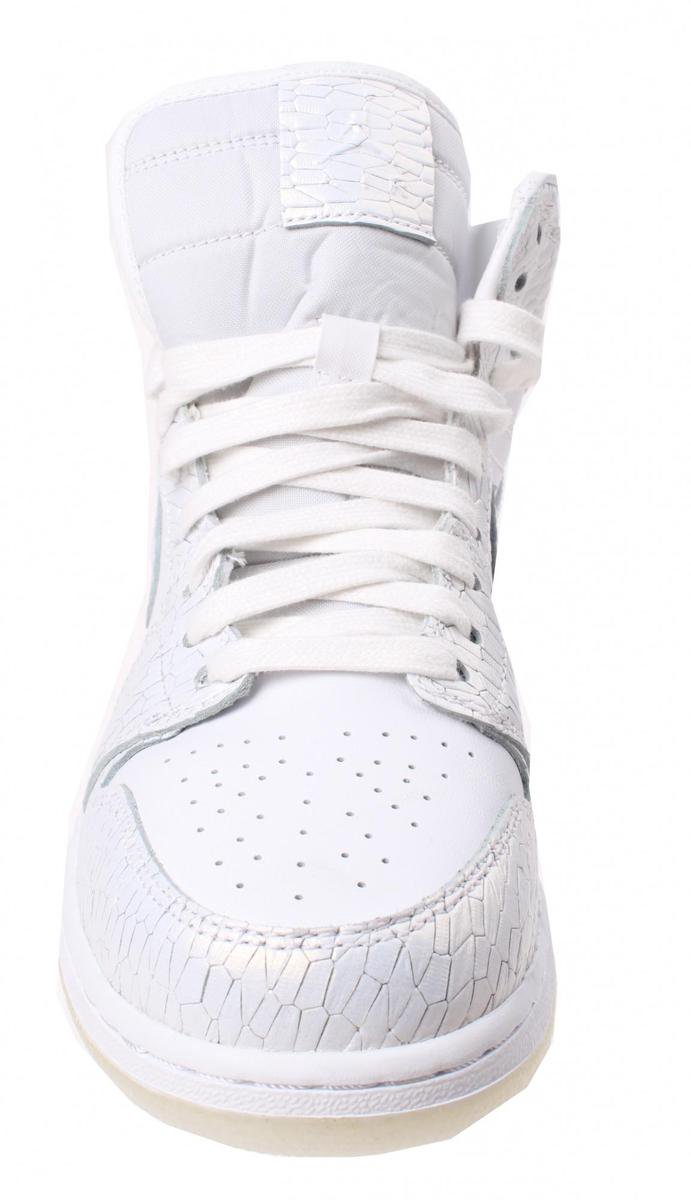 bol.com | Nike Sneakers Air Jordan 1 Retro Dames Wit Maat 38.5