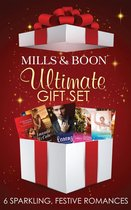 Mills & Boon Christmas Set: Housekeeper Under the Mistletoe / Larenzo's Christmas Baby / The Demure Miss Manning / A CEO in Her Stocking / Winter Wedding in Vegas / Her Christmas Protector