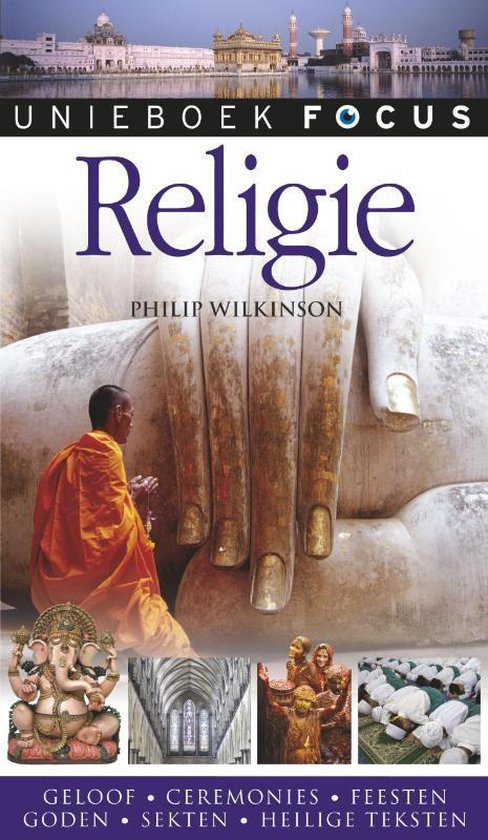 Focus / Religie - Philip Wilkinson pdf epub