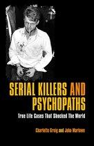 Omslag Serial Killers & Psychopaths