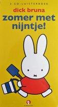 """Zomer met Nijntje - Dick Bruna - 2 cd - luisterboek """" met 15 verhaaltjes"""