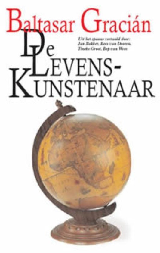 De levenskunstenaar - Baltasar Gracián | Readingchampions.org.uk