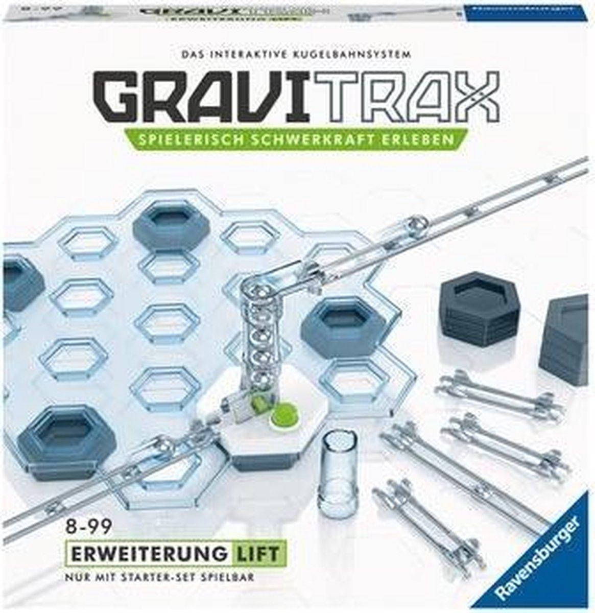 GraviTrax® Lifter Uitbreiding - Knikkerbaan - Duitstalig