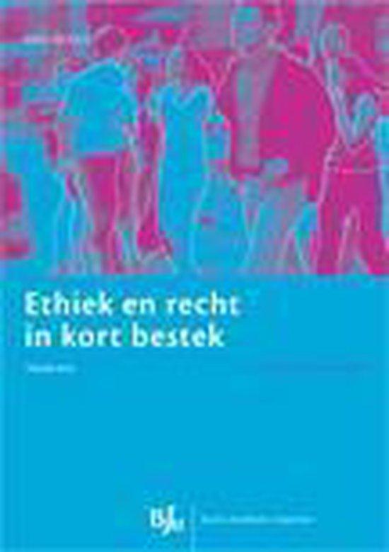 Ethiek en recht in kort bestek - E.H. Schotman pdf epub