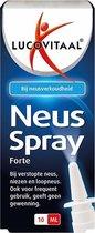 Lucovitaal Neusspray Forte Zelfzorgmiddel - 10 mililiter
