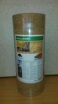 Isolatie kurk op rol - 2 mm dik (4 m2)