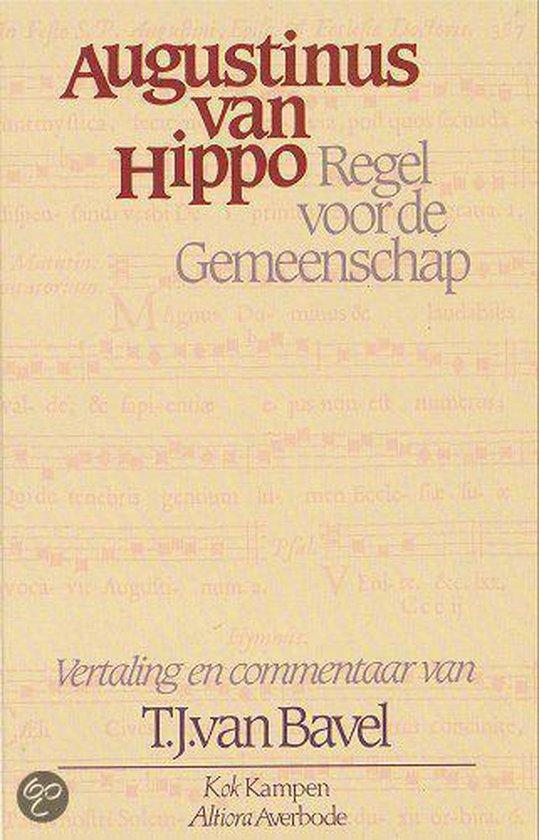 AUGUSTINUS VAN HIPPO - T.J. van Bavel   Fthsonline.com