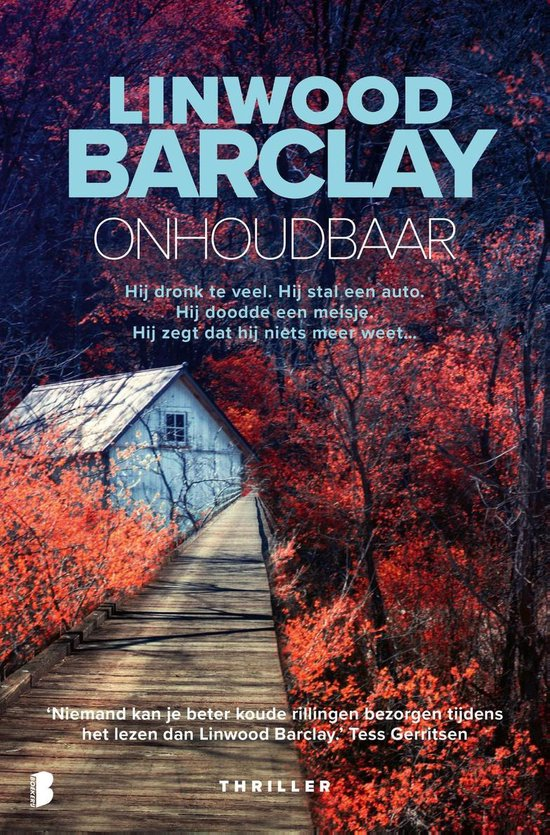 Onhoudbaar - Linwood Barclay |