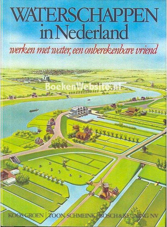 Waterschappen in nederland - Uitgeverij Jongbloed |