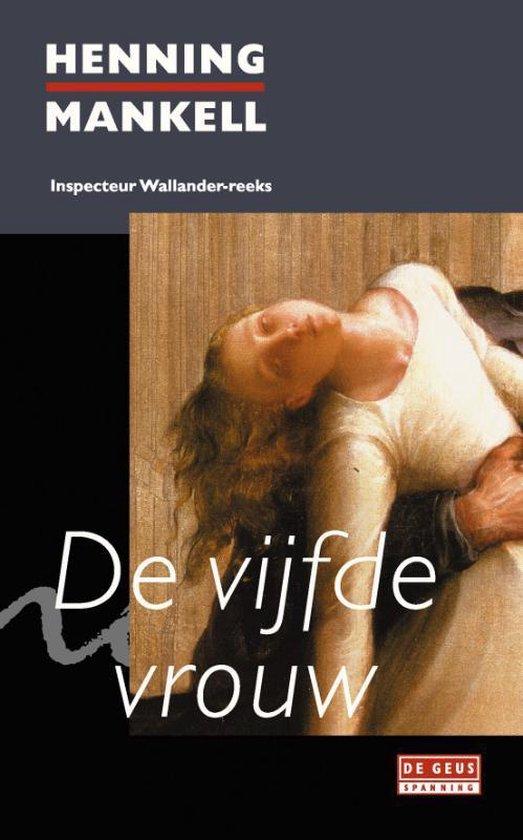 De Vijfde Vrouw - Henning Mankell |