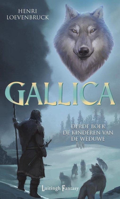 De kinderen van de weduwe / 3 Gallica - Henri Loevenbruck |