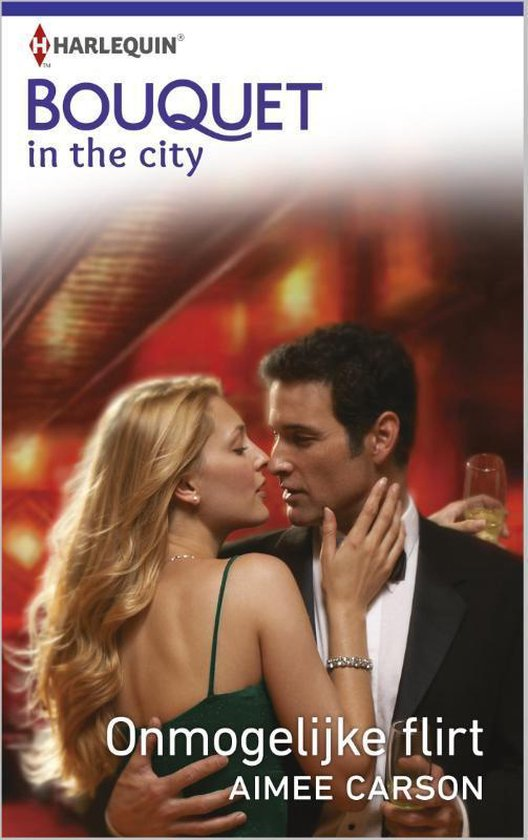 Onmogelijke flirt - Bouquet In the city 343B - Aimee Carson |