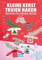 Kosmos boek - Kleine kersttruien haken Voorsluijs, Marieke