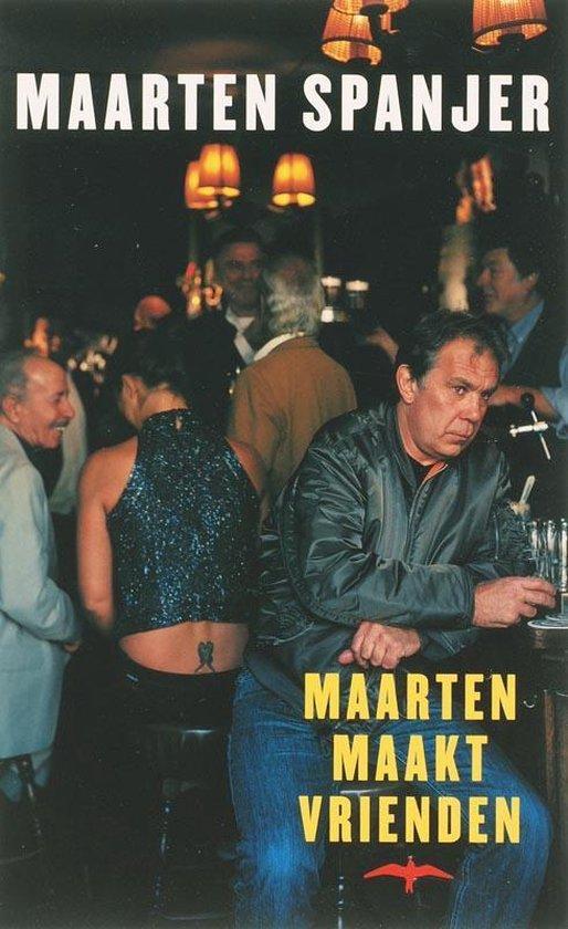 Maarten maakt vrienden - Stanley Tucci |