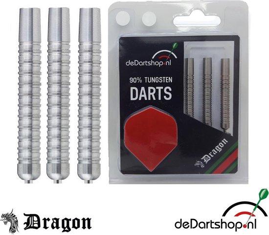 Dragon Darts - Phil Taylor - gripstyle 90% tungsten - 24 gram - dartpijlen