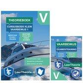 Vaarbewijs Theorieboek 2021 – Vaarbewijs Theorie Oefenen – Klein Vaarbewijs Leren met 20 uur Online CBR Theorie-Examens