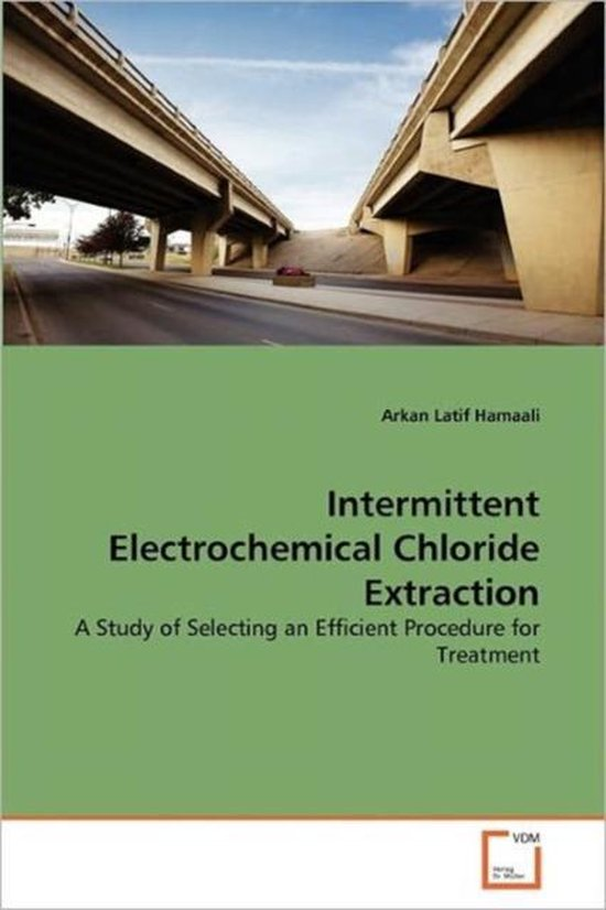 Intermittent Electrochemical Chloride Extraction