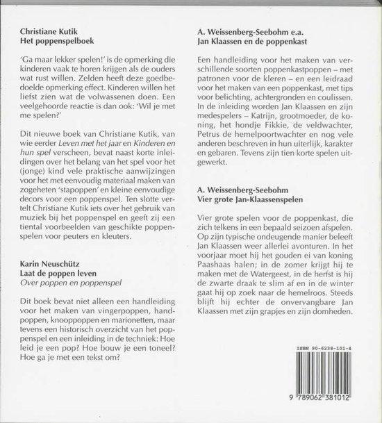 Het poppenspelboek - Christiane Kutik