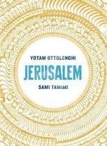 Boek cover Jerusalem van Sami Tamimi