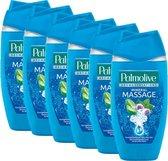 Palmolive Douchegel Aroma Sensations Mineral Massage 6 x 250 ml