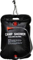 Douchezak 20 liter - camping - festival - campingd