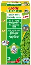 Sera florenette 24 tabs plantenvoeding