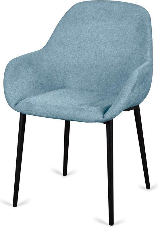 kuif stoel DYYK lichtgrijs | Stoelen, Eettafel stoel, Meubels