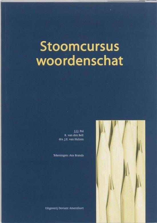 Boek cover Stoomcursus woordenschat van J.J.J. Pol (Paperback)