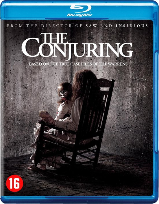 Cover van de film 'Conjuring'