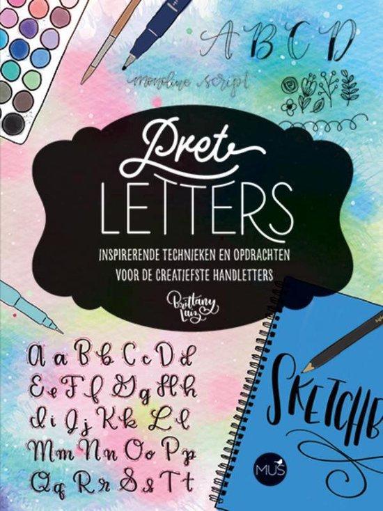 Pretletters - Brittany Luiz |