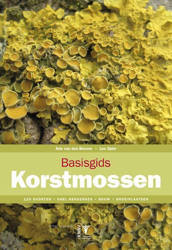 Basisgids korstmossen - Arie van den Bremer  
