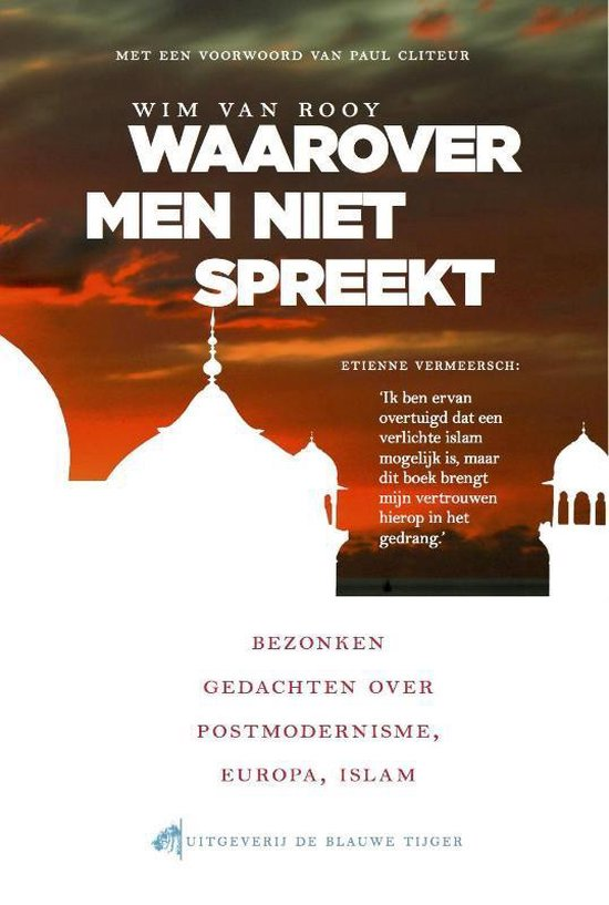 Waarover men niet spreekt - Wim van Rooy  