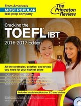 Boek cover Cracking The Toefl Ibt With Audio Cd, 2016-2017 Edition van Princeton Review