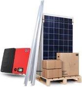 Zonnepanelen compleet pakket 8250W