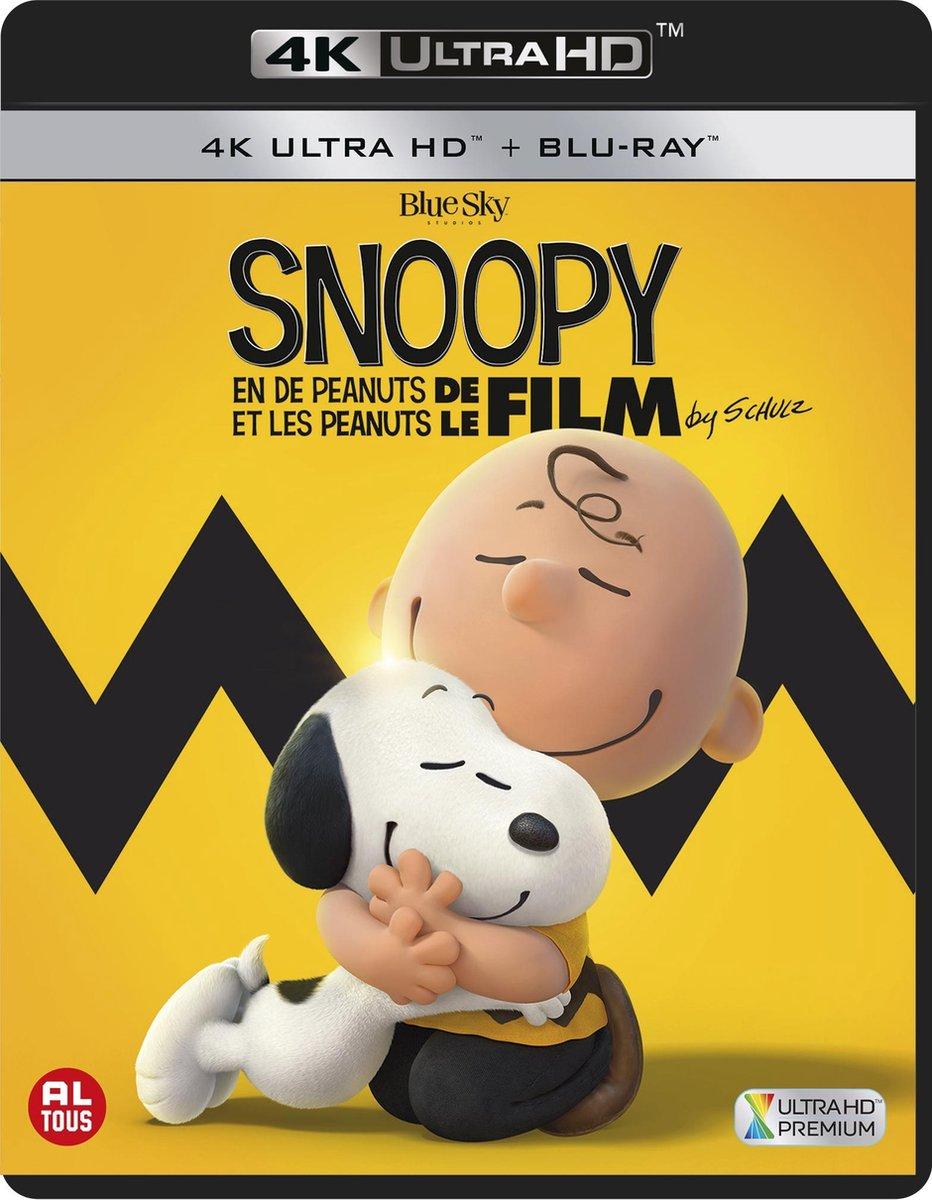 Snoopy en de Peanuts: De Film (4K Ultra HD Blu-ray)-