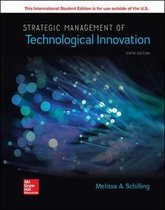 ISE Strategic Management of Technological Innovation