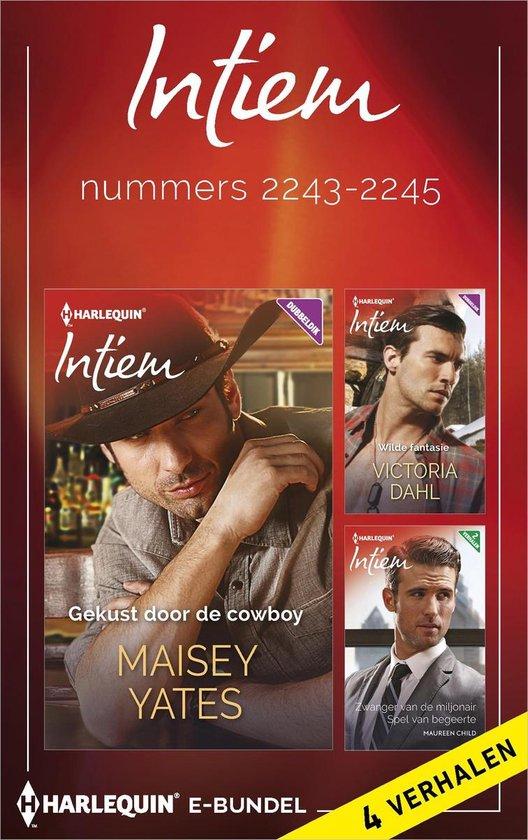 Intiem Bundel - Intiem e-bundel nummers 2243-2245 (4-in-1) - Maisey Yates  