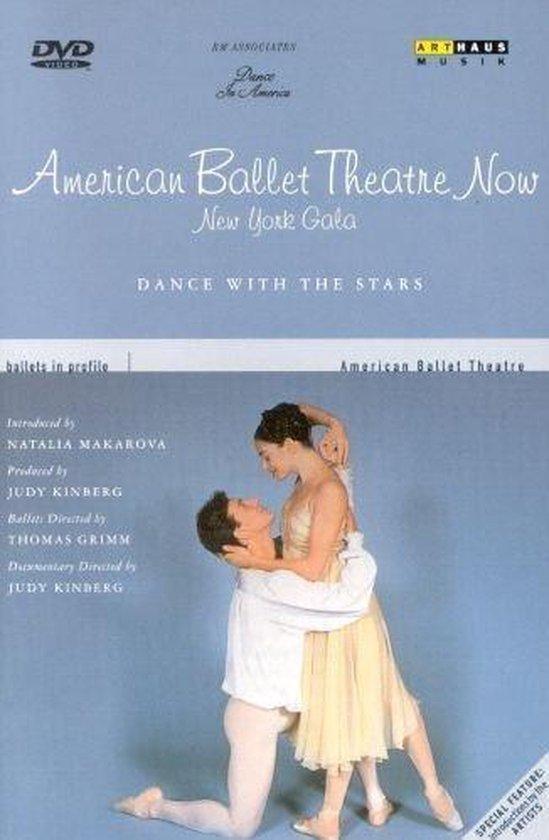 Cover van de film 'American Ballet Theatre Now'