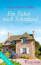 Ein Ticket nach Schottland