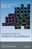 Omslag Introduction to Porous Materials