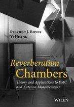 Boek cover Reverberation Chambers van Stephen J. Boyes