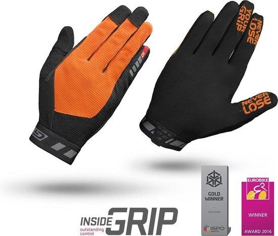 GripGrab Vertical InsideGrip� Full Finger Glove Fietshandschoenen Unisex