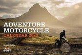 Adventure Motorcycle 2020 Calendar