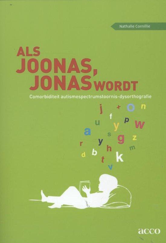 Als Joonas Jonas wordt - Nathalie Cornillie   Fthsonline.com
