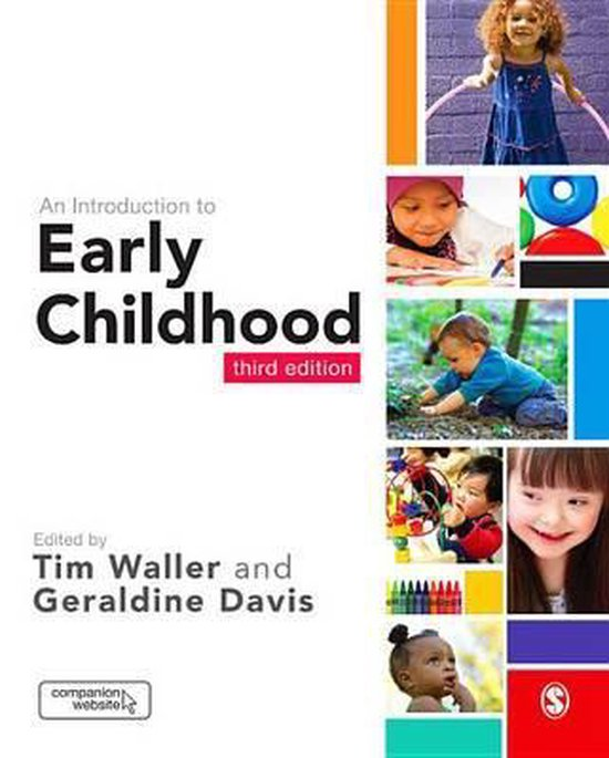 Omslag van An Introduction to Early Childhood