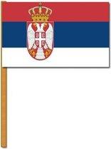 Zwaaivlag Servie